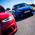 Experienta Ford Focus RS